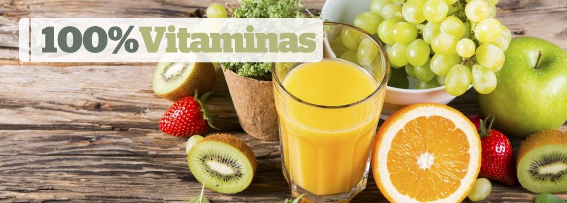 100% Vitaminas